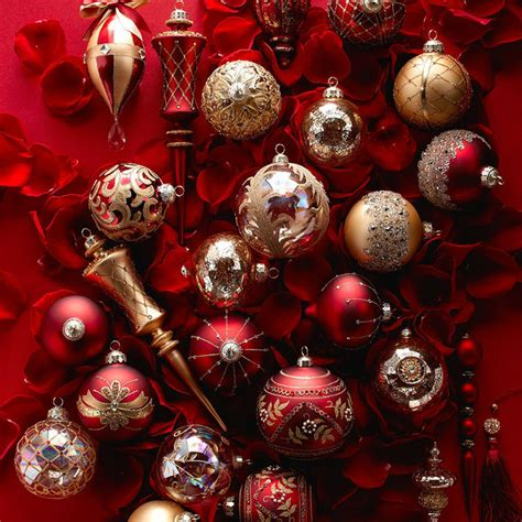 60 pc medici christmas ornament collection frontgate