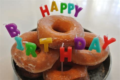 Happy Birthday Doughnuts happy birthday donuts garvinandco