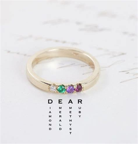 what do you need to make jewelry secret message acrostic ring erica weiner we make them