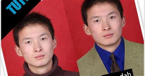 Floral Custom Kaos Cowok cara mengganti jas pada foto untuk pas foto album kolase