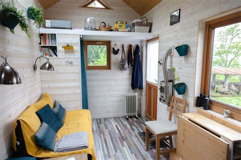 tiny house  vendre en savoie collectif tiny house