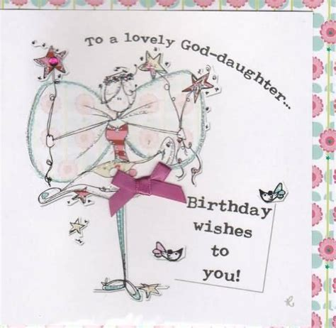 Happy Birthday Wishes For My Goddaughter Birthday Wishes For Goddaughter Archives Page 4 Nicewishes
