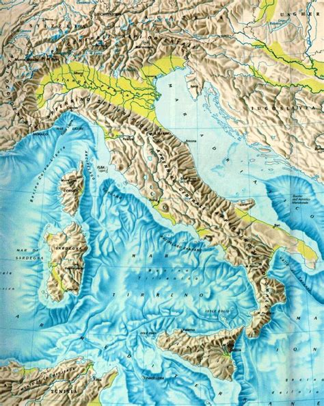 geographical map visitsitaly maps of italy political maps driving maps