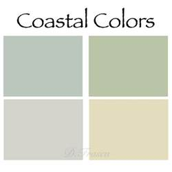 Bathroom Color Combos - why do people like coastal colors so much decorating by donna color expert