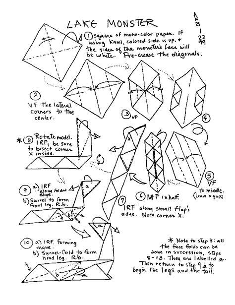 Origami Sloth - barbour origami