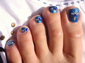 the gallery for gt simple toe nail art