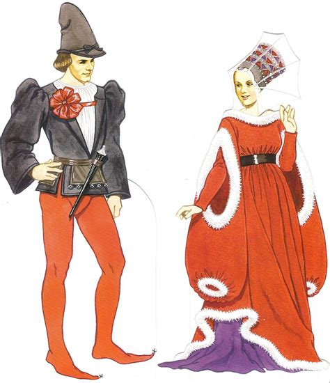 Fashion Through The Ages Essay by Paper Dolls Again Wear Wear And Headdress