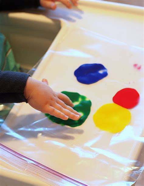 finger painting for toddlers be different act normal mess free finger painting