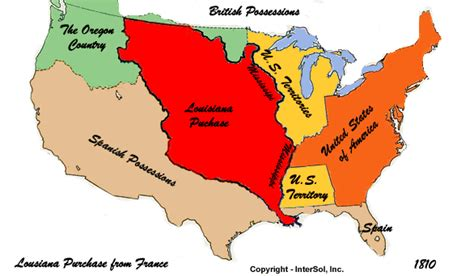 louisiana map before and after cioccahistory louisiana purchase 2nd