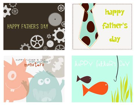 Electronic Gift Cards For Father S Day - 40 free diy father s day printable gifts printables 4 mom