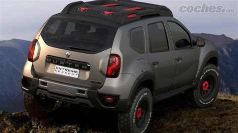 renault duster 4x4 concept noticias coches net