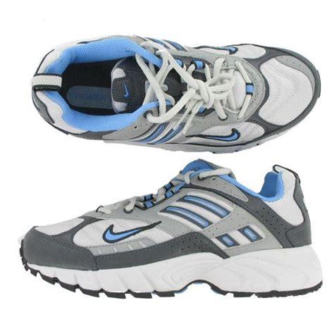 Sneakers Shoes E 042 nike nike scramble tr 313395 042 grey blue