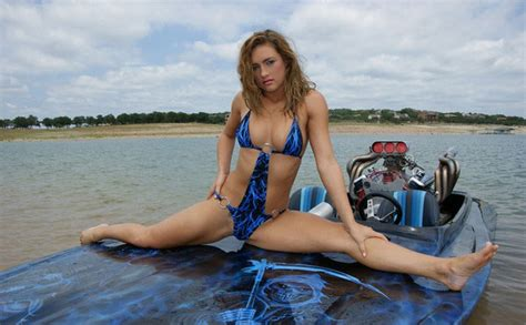 motorboat kitty some boat photos some babe photos and some of both page