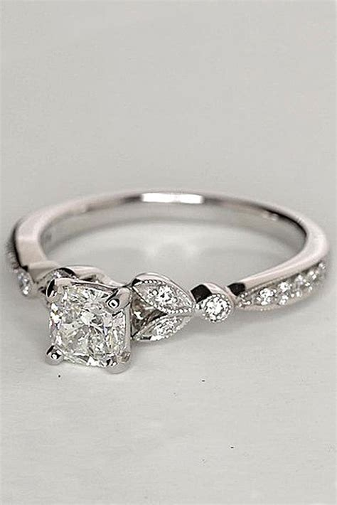 54 Budget Friendly Engagement Rings Under $1,000   JS & AM