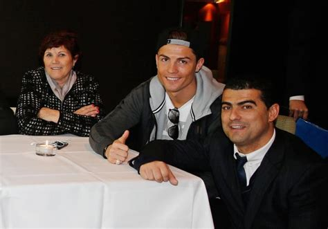 cristiano ronaldo parents biography real madrid star cristiano ronaldo s mom i wanted to