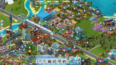 town layout game super city review virtual worlds land