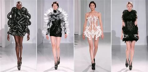 The Work Designer High Style by Oh Yisus Iris Herpen El Dise 241 Ador 3d