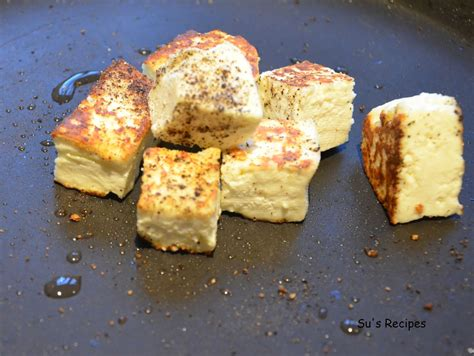 su s recipes paneer cottage cheese