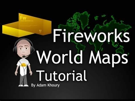 html tutorial marquee effects fireworks cs5 tutorial custom world map graphics marquee