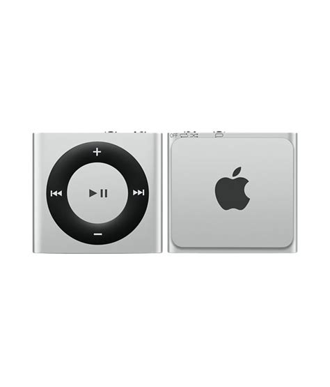 Apples Ipod Shuffle Now Out In A Selection Of Colours by Buy Apple Ipod Shuffle 2gb Silver At Best Price
