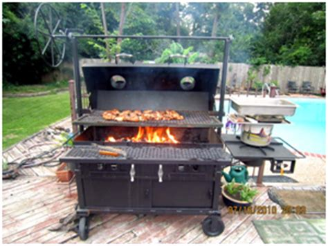 Backyard Bbq Dallas by Texasbbq Pits Backyard Grills Smokers Bbqpits