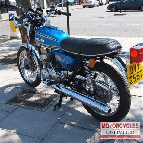 gt 250 for sale 1979 suzuki gt250 for sale motorcycles unlimited