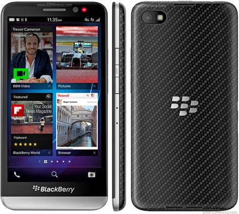 blackberry z30 pictures official photos