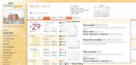 Cozy Calendar Get The Most Out Of Cozi With These 5 Web Only Features