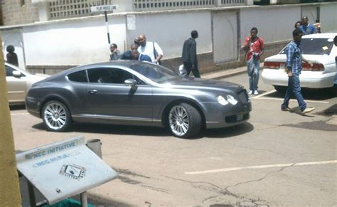 bentley kenya hottest cars in nairobi and the rest of kenya naibuzz