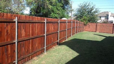 cing fence 28 staining a new cedar fence decor23