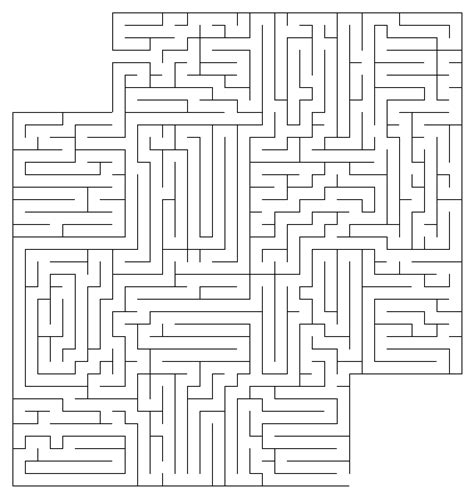 maze runner printable the maze runner coloring pages