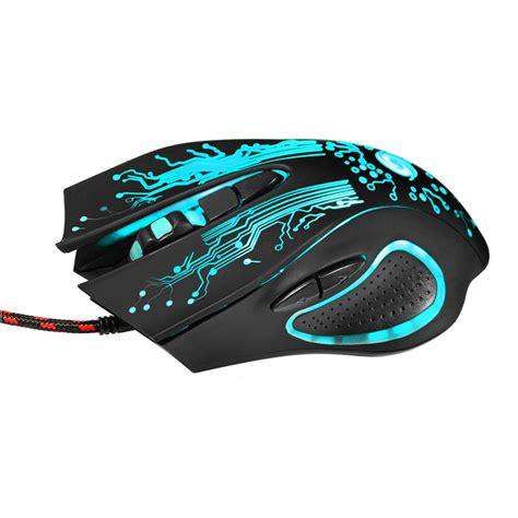 6d Gaming Mouse Gamer Optikal Optik Komputer Laptop Mirip Fantech מוצר promotion 3200dpi led optical 6d usb wired gaming