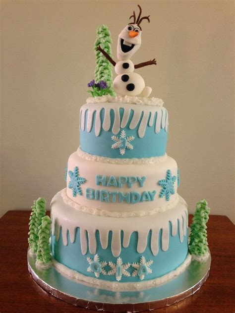 themed birthday cakes alberton disney frozen themed cake cakes and cupcakes for kids