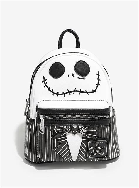 loungefly the nightmare before suit mini backpack