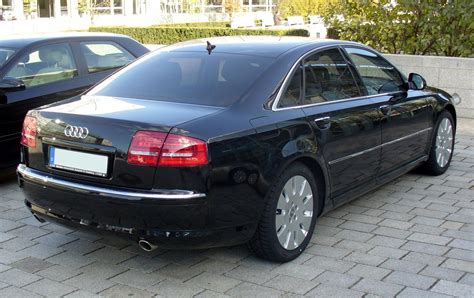 Audi A8 Quattro by File Audi A8 Quattro Facelift Heck Jpg Wikimedia Commons