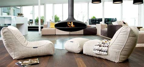 Ambiente Lounge by Stunning Bean Bags For Interiors Outdoors Ambient