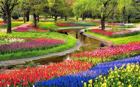 Gardens Of Two by 5 Five 5 Keukenhof Gardens Lisse Netherlands