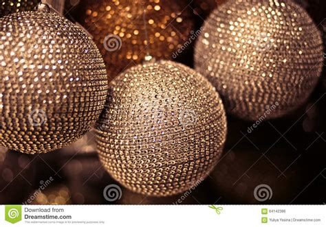 big christmas balls stock photo image of close gloss