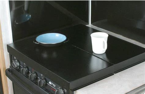 stove covers for counter space concrete countertops camco rv stove top cover universal fit