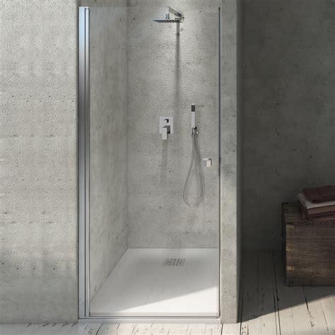 porte per doccia a nicchia porta doccia battente 70 cm per nicchia apertura esterna