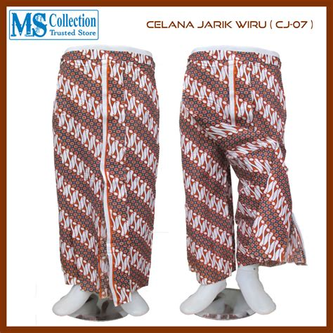 CELANA JARIK WIRU [ CJ 07 ]   MS Collection