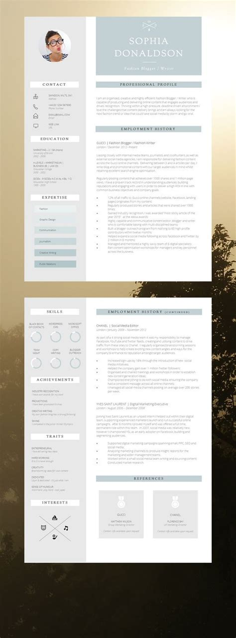 U Of T Resume Template by 18 Best How To Write A Cv Images On Cv