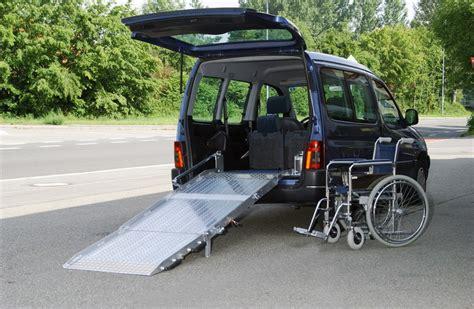 Rollstuhlgerechtes Auto by Rollstuhl Ren Rlk Z Einbaure F 252 R Fahrzeuge Mit