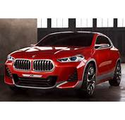 The BMW Concept X2 Previews Bold Look Of A Future Production SUV