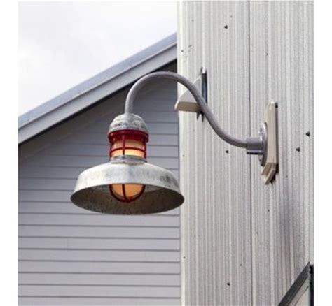 Barn Style Outdoor Lighting Renewed Classic Gooseneck Barn Lights