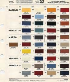 Toyota Codes Toyota Color Chart 2016 2016 Car Release Date