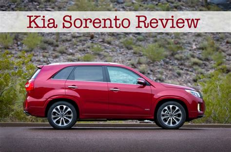 06 Kia Sorento Reviews Kia Sorento Review Surviving The Stores