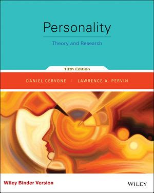 cutting my sons hair changed his personality wiley personality theory and research 13th edition