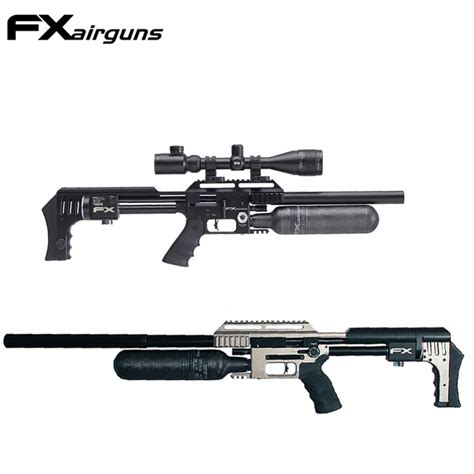 fx impact pcp air rifle bagnall and kirkwood