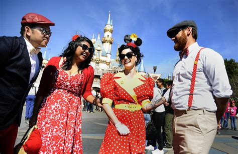 what is dapper day dapper day at disneyland la times